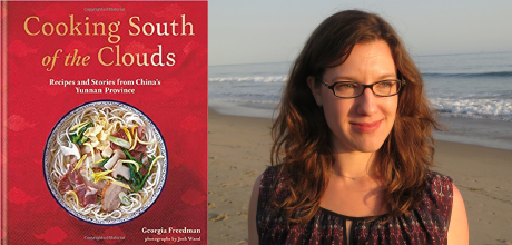 Georgia Freedman's Cooking South of the Clouds cover